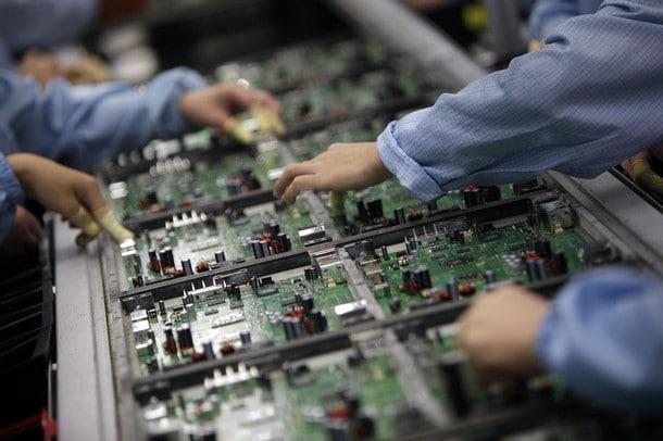 electronics manufactuer