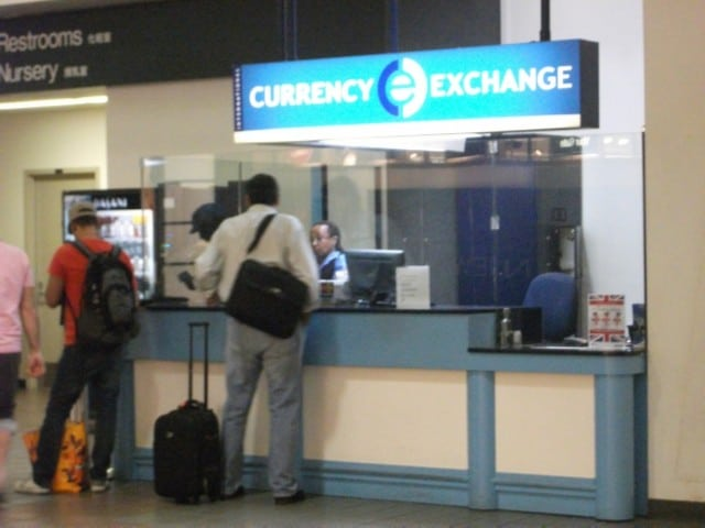 exchange booth how to profit in forex