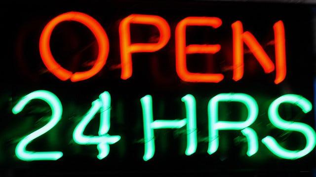 Forex 24 hour clock