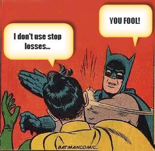 batman stop loss slap