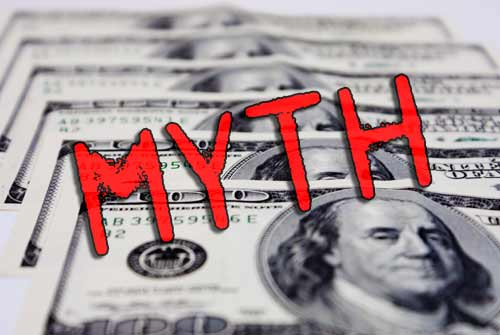 3 options trading myths