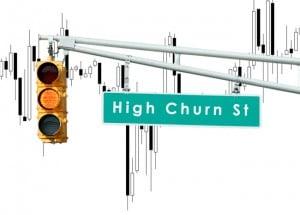 slow churning markets