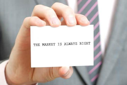 mark douglas - market is always right