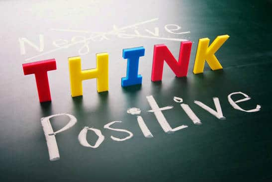 positive thinking in forex