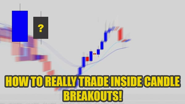 Important Quality Control Tips When Trading Inside Candle Breakouts