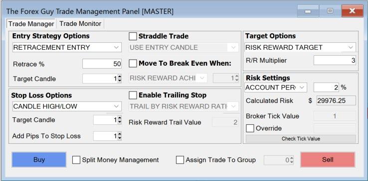 Trading chaos strategy wawa