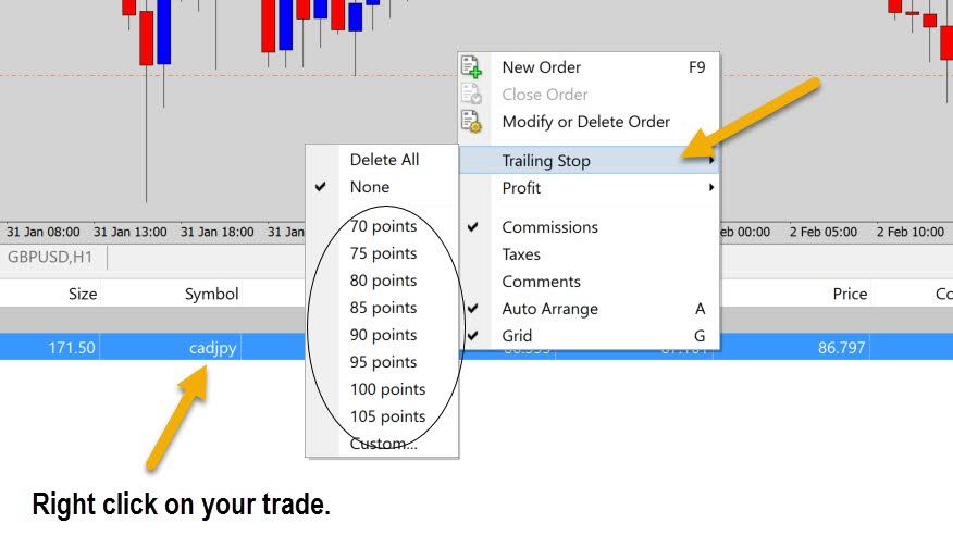 Wow The Greatest Trailing Stop Loss Tool For Metatrader